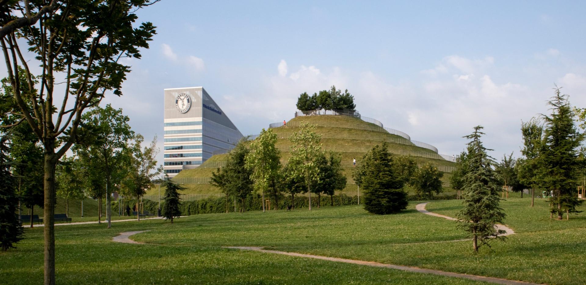 Collina DNA Parco Industria Alfa Romeo 01