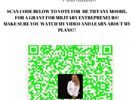 I'm A Grant Finalist!!