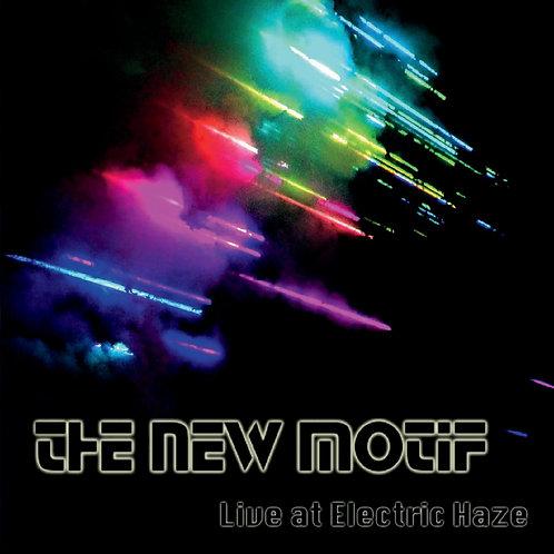Live at Electric Haze CD