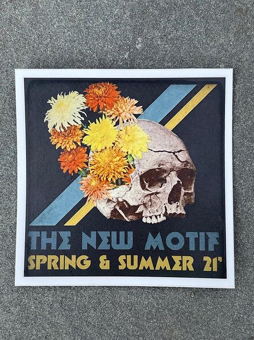 Spring & Summer 21 Tour Sticker