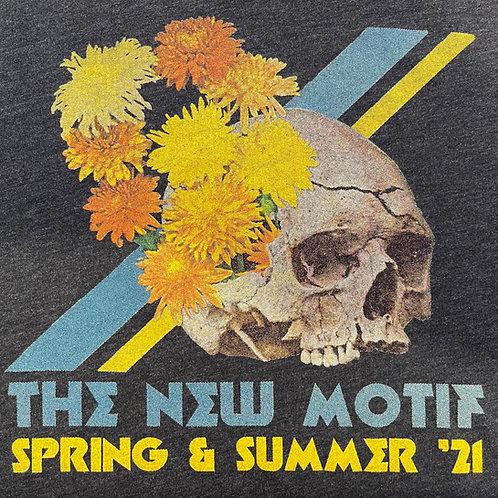 Summer Tour Skull T-Shirt (Unisex)