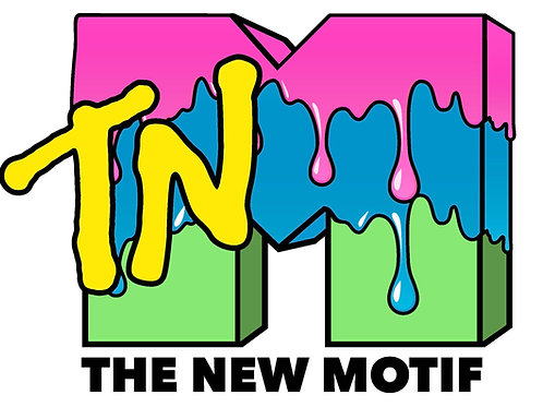 Men's TNM MTV DRIP LOGO T