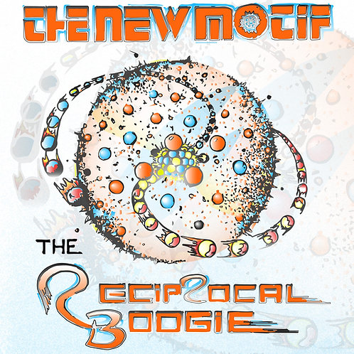The Reciprocal Boogie (CD)