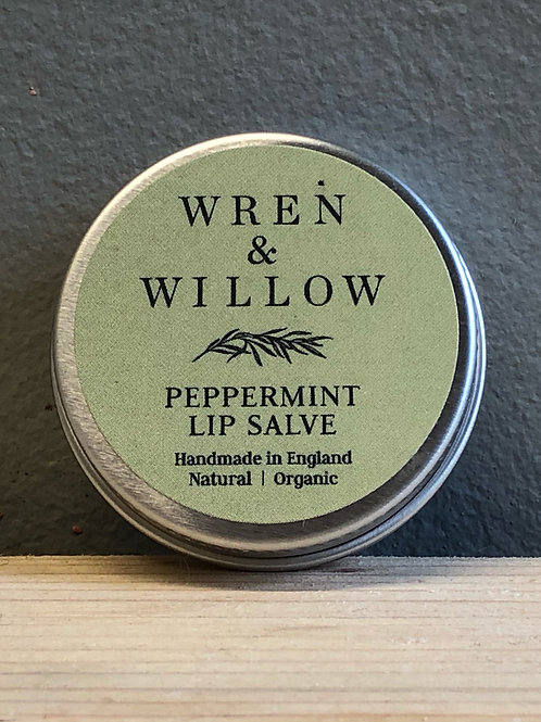 Wren & Willow Peppermint Lip Salve