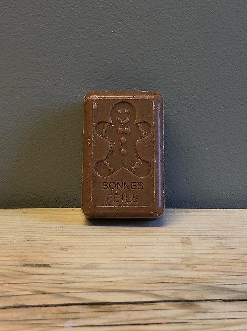 Gingerbread Soap Bar 125g