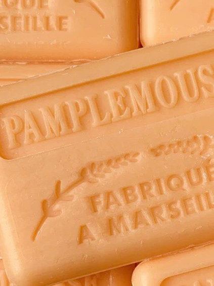 Grapefruit Soap Bar