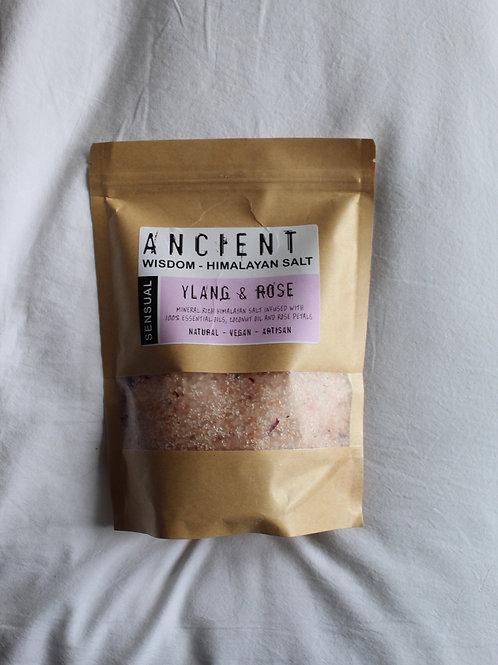 Ylang & Rose Himalayan Bath Salts