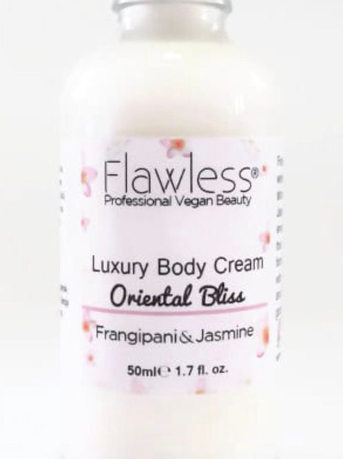 Luxury Body Cream Oriental Bliss