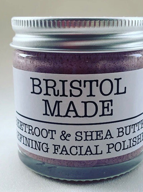 Beetroot & Shea Butter Face Polisher
