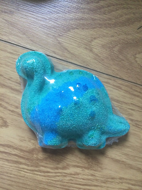 Splash  Dinasour  Bath Bomb