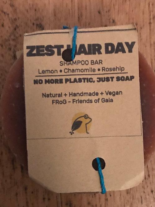 Zest Hair Day