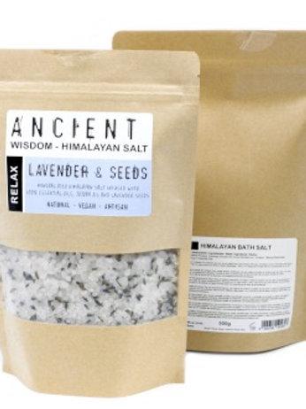 Himalayan Bath Salts Relax