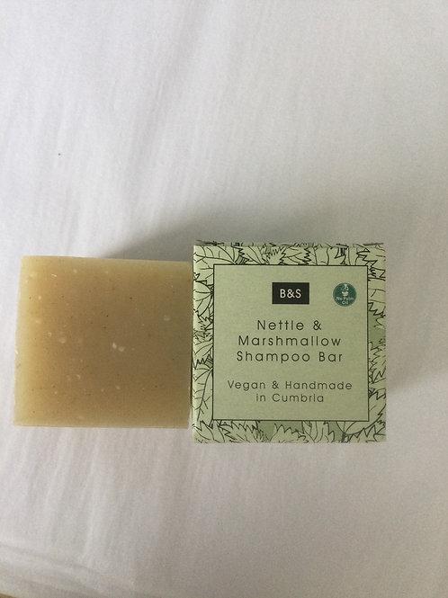 Nettle and Marshmallow Shampoo Bar