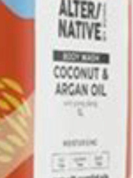 Coconut and Argan Body wash