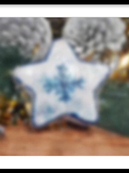 North Star Christmas Bath Bomb