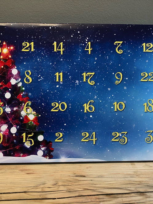 Pure Heavenly Chocolate Advent Calendar