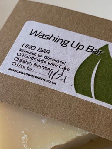 UNO Dishwashing Bar