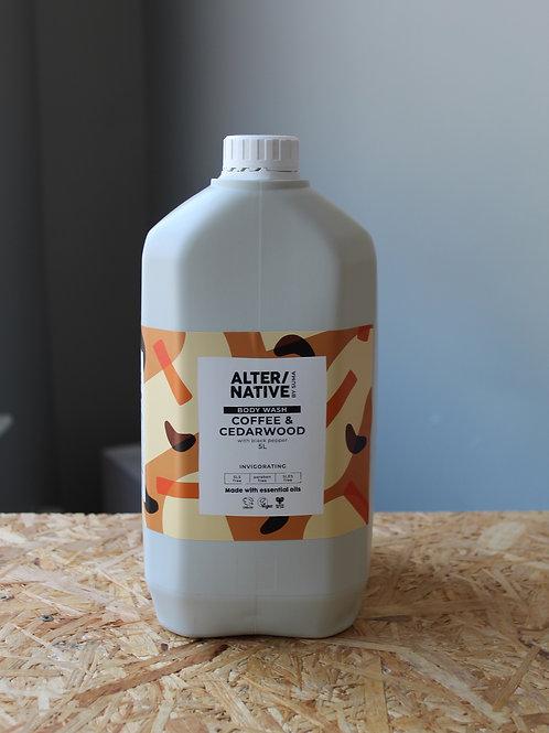 Refill Coffee & Cedarwood Body Wash