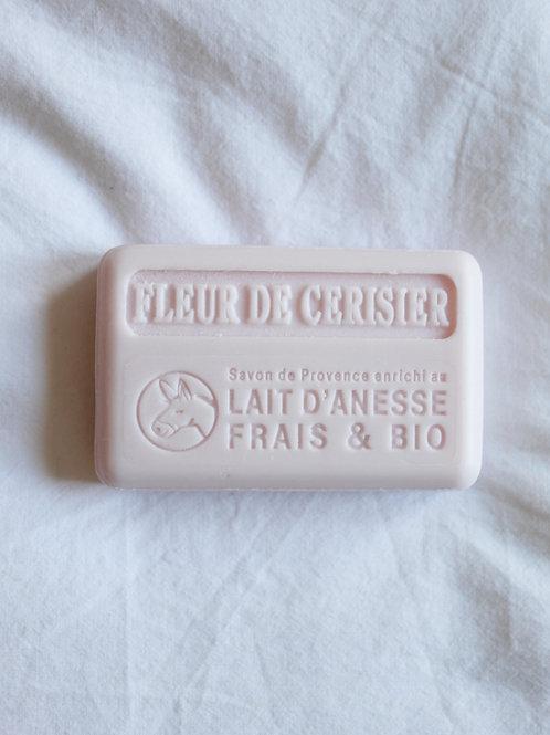 Cherry Flower Soap Bar