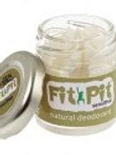 Fit Pit Sensitive Natural Organic Deodorant