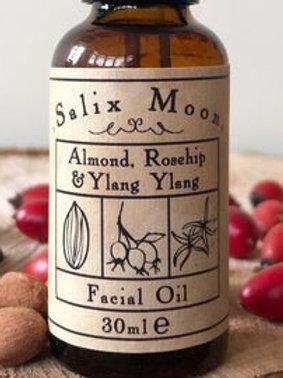 Salix Moon Almond,Rosehip and Ylang Ylang