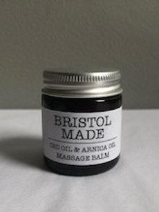 Bristol Made Massage Balm
