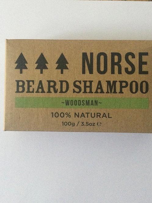 Norse Citrus  Beard Soap