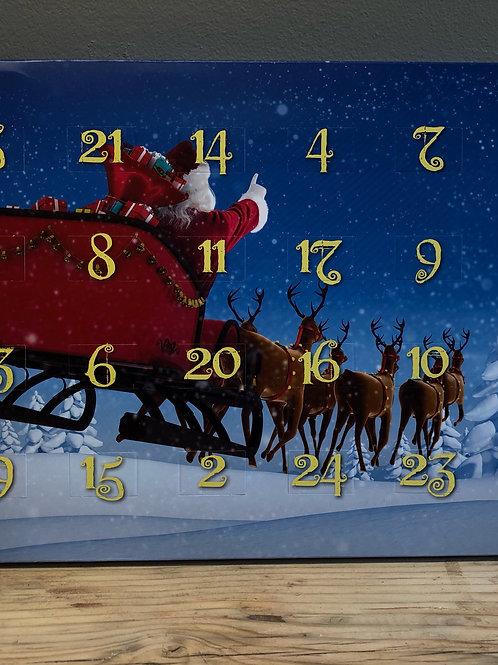 Pure Heavenly Chocolate Advent Calendar