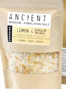Himalayan Bath Salts Energise