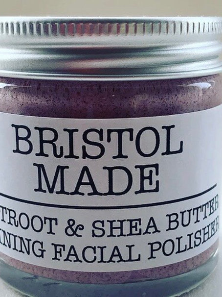 Beetroot & Shea  Butter Facial Polisher