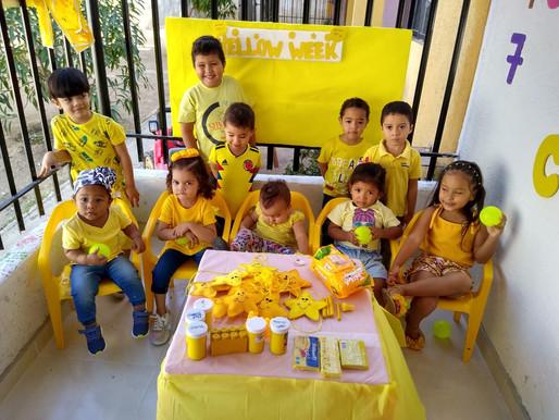 Clausura Yellow Week Jardín Infantil FECI