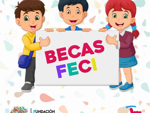 Programa de becas Jardín Infantil FECI