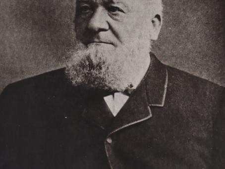 Wer war Niklaus Riggenbach?