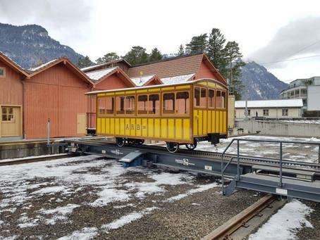 Personenwagen No. 35: Neuer Glanz