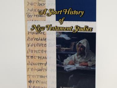 Short History of New Testament Studies 3D