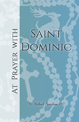Ebook Cover At Prayer with Saint Dominic