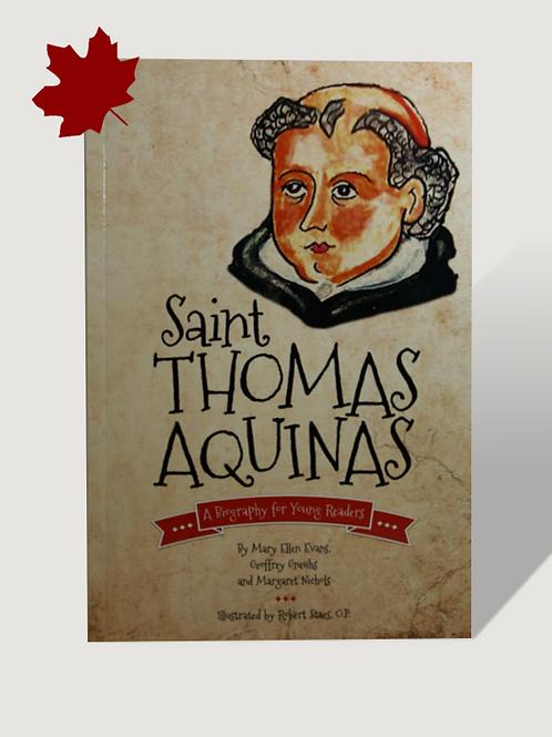 Saint Thomas Aquinas: A Biography for Young Readers