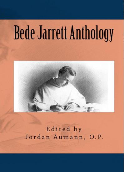 Bede Jarrett Anthology Cover