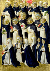 Fra Angelico Blessed-of-Dominican-order-and-2-tertiaries-lg.jpg