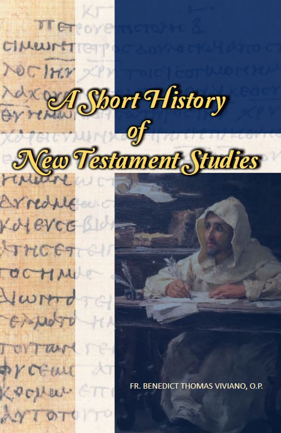 Short History of New Testament Studies