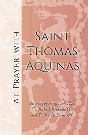 Ebook Cover At Prayer with Saint Thomas Aquinas.JPG