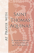 At Prayer with Saint Thomas Aquinas book cover