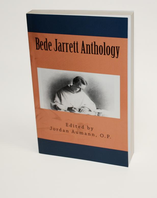 Bede Jarrett Anthology cover 3D