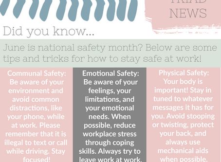 June Newsletter