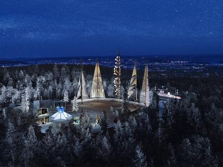 Vebjørn Sand lanserer Roseslottet 2020