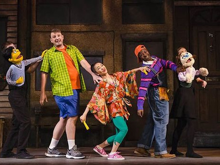 REVIEW: AVENUE Q MUSICAL UK TOUR