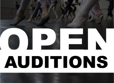 My Experience of 'Open Audition' casting