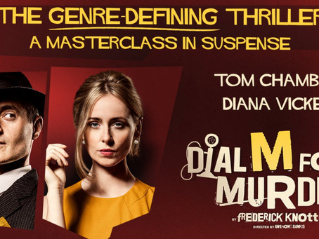 """""""Dial M for Murder"""" review - 2021 Tour"""