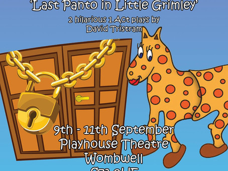 Lockdown & Panto in Little Grimley - Breakaleg Productions Review