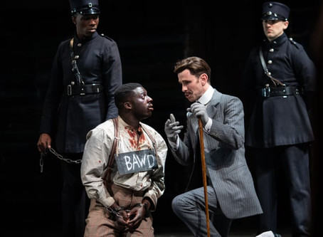 REVIEW: MEASURE FOR MEASURE PERFORMED BY ROYAL SHAKESPEARE COMPANY